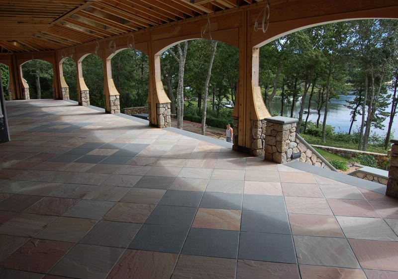 Petes Masonry Services Can Build Your Next Cape Cod Patio, Pool Decks And  Water Features